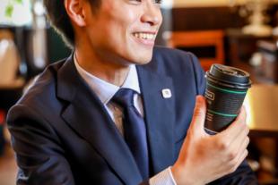 プロフィール・ポートレート写真 男性 ビジネス スーツ ジャケット